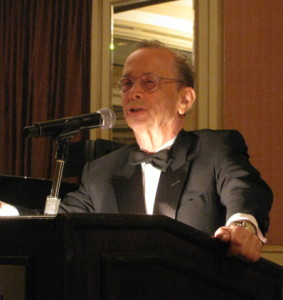 2015 Sackler Award honoree Joel Grey