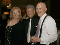 2011 Exec. Director Maria Russo, Bobby Rydell and Dr. Adam Rubin