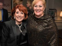 2015 Gala Chairs: Madame Justice Sandra Schultz Newman and TVF Director Maria Russo