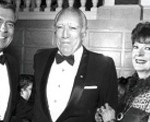 1993 Awardees Dan Rather, Anthony Quinn,  Anna Moffo Sarnoff