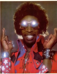 Image of Bootsy Collins