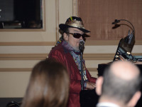 Dr. John, VERA Awardee, playing at the 2013 Gala. Link to the clip is to the left.