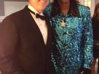 2014 Dr. Michael Benninger and honoree Bootsy Collins