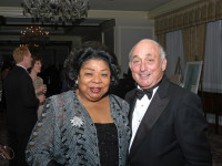 2006 Honoree Martina Arroyo and TVF president Leon Fassler