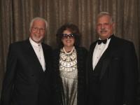 2010 Peter Nero, Justice Sandra Schultz Newman, Chairman Robert Sataloff