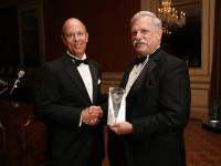 2010 VERA Awardee Dr. Richard Horman with Dr. Robert Sataloff, Chairman
