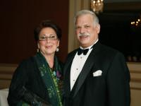 2011 VERA honoree Diana Soviero and Chairman Dr. Robert Sataloff