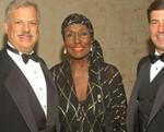 Robert T. Sataloff, M.D., D.M.A.;  Shirley Verrett and James Gerlach