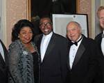 2006 Chairman, Robert T. Sataloff, M.D., D.M.A.; VERA Award Recipients, Martina Arroyo, Ben Vereen and Richard Miller; Michael Benninger, M.D.