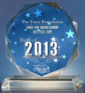 Award 2013
