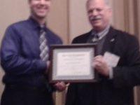 Image of Sataloff Award winner Aaron Johnson