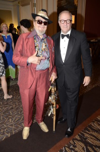 Photo: Dr. John and Stuart Orsher, MD