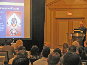 Annual Symposium: Care of the Professional Voice